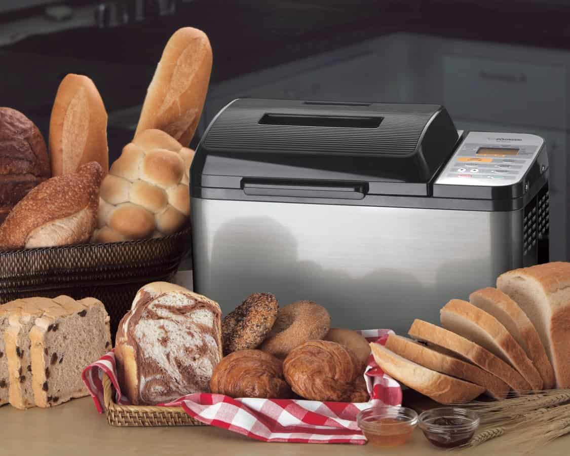 Zojirushi Virtuoso – bread machine