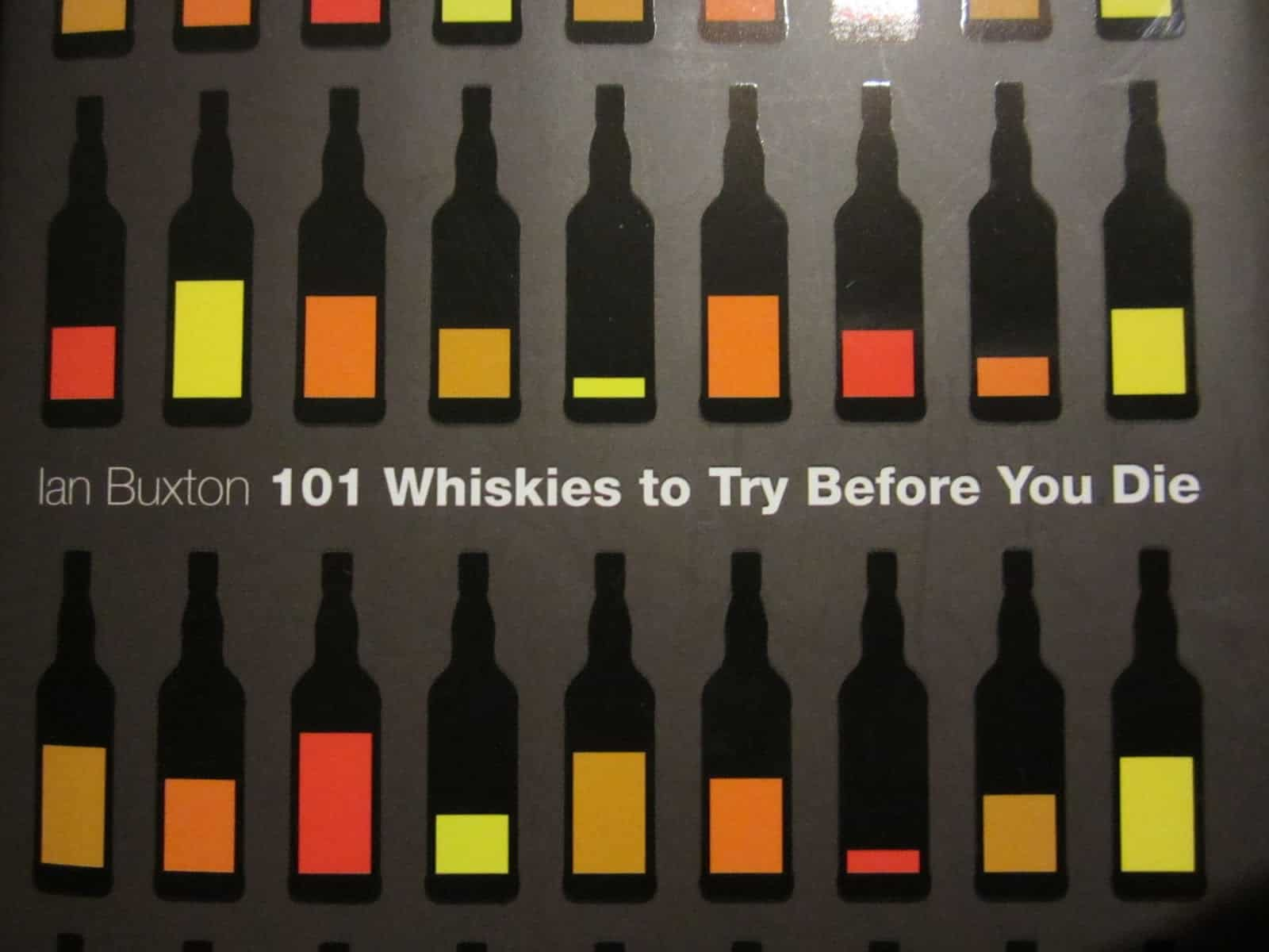 101 Whiskies – drinker gift