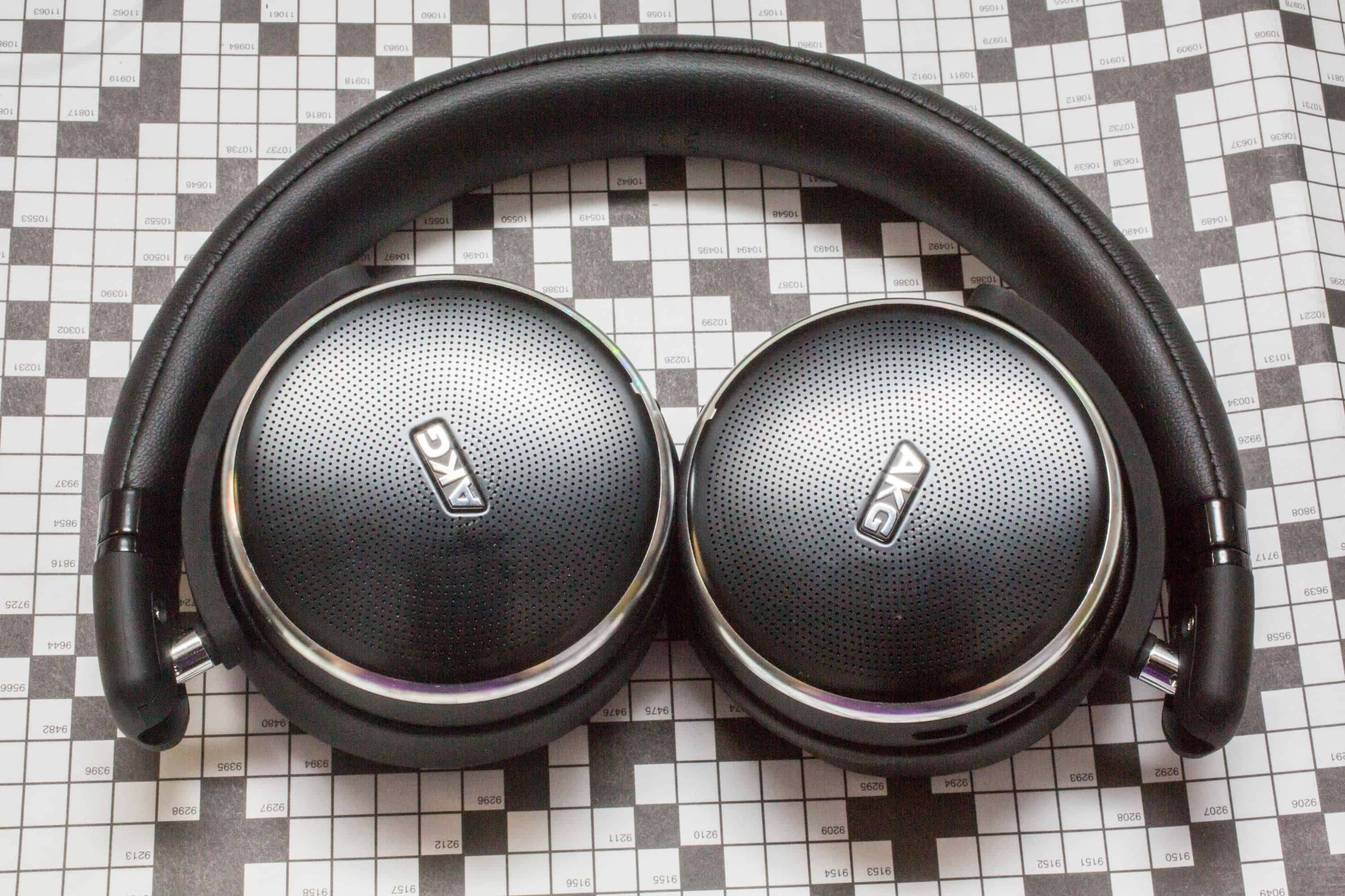 AKG N60NC Wireless – noise cancelling headphone