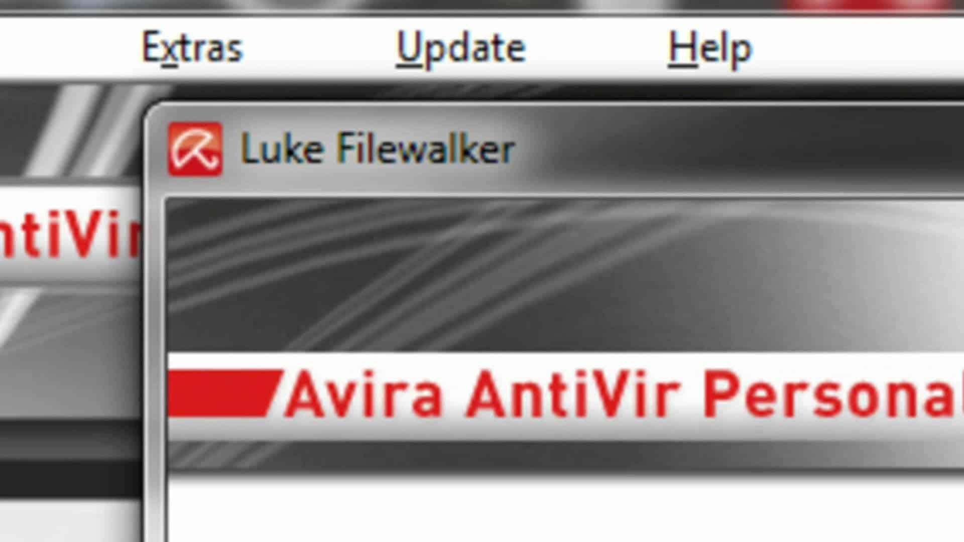 Avira Free – antivirus software