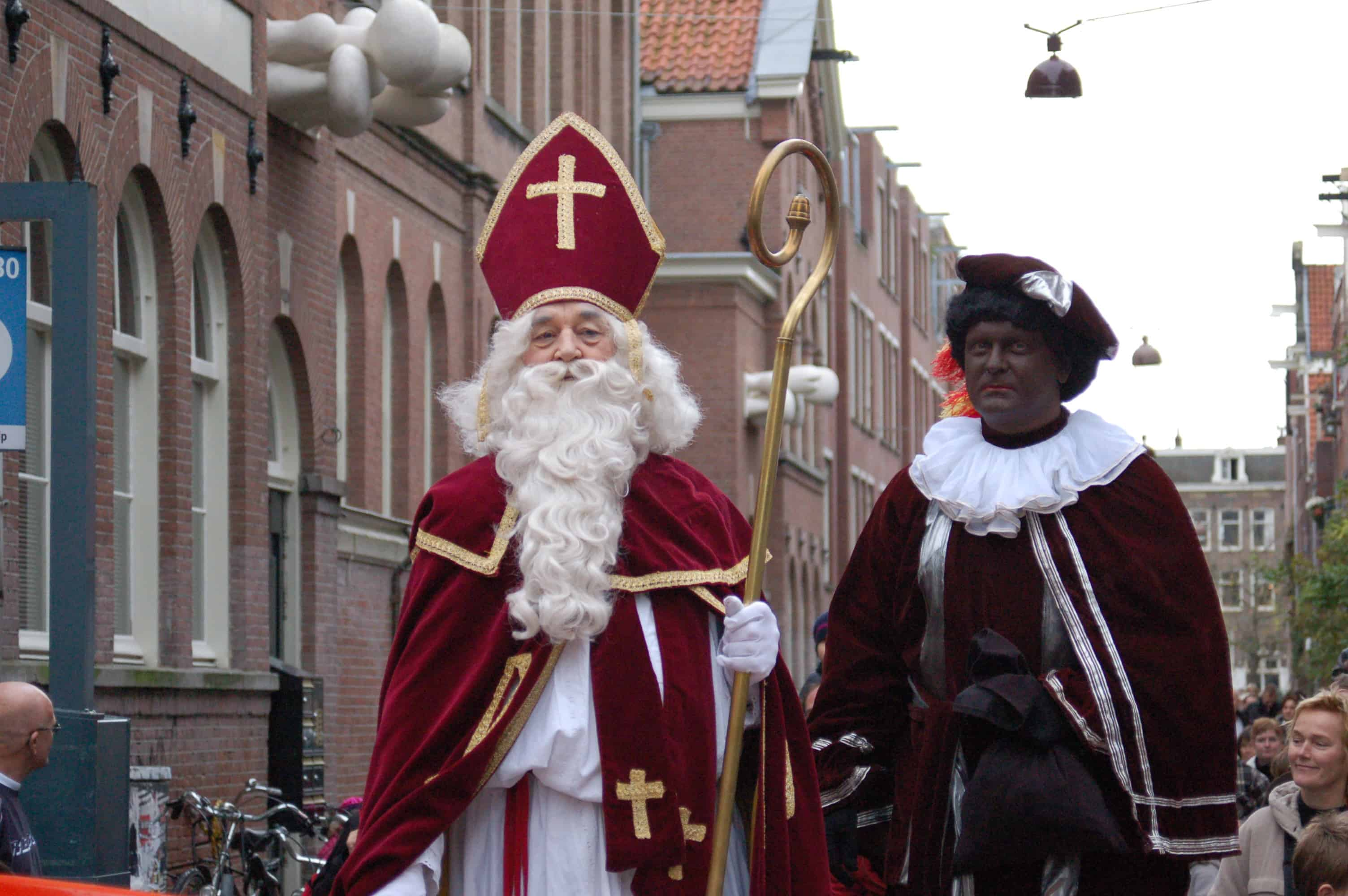 Black Pete – holiday tradition