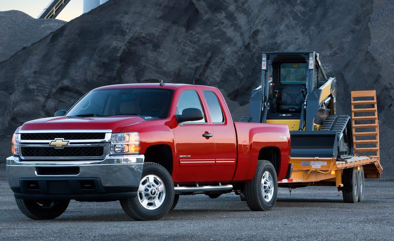 Chevrolet Silverado 2500 Heavy Duty – reliable car