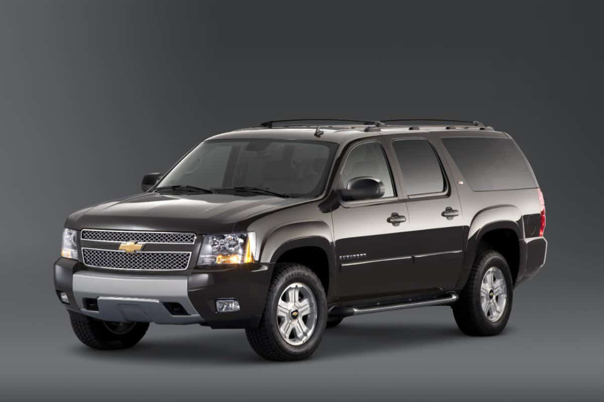 Chevrolet Suburban – reliable car