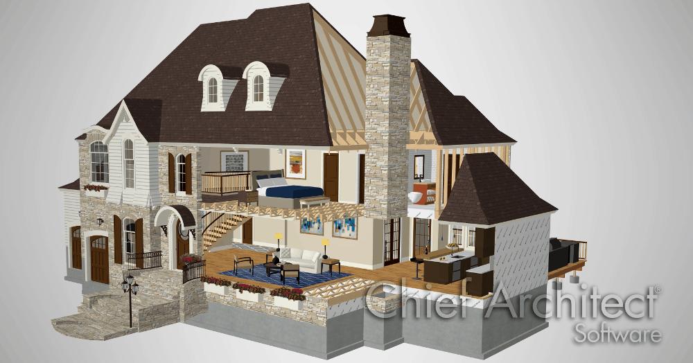 Chief Architect Home Designer Software
