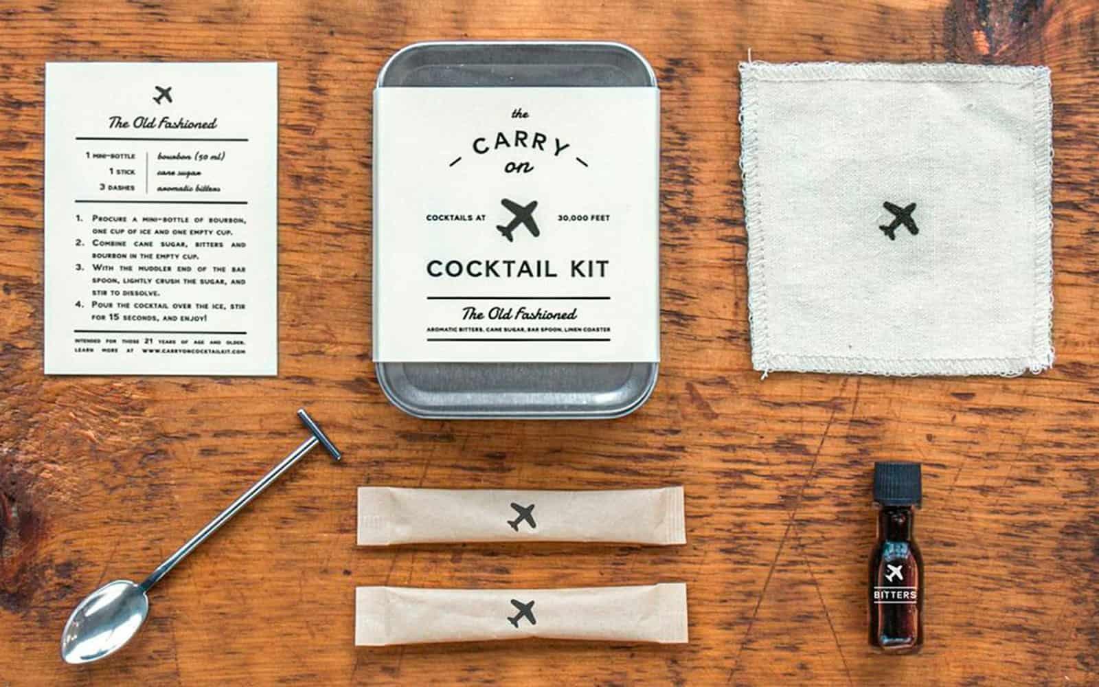 Cocktail Kit – drinker gift