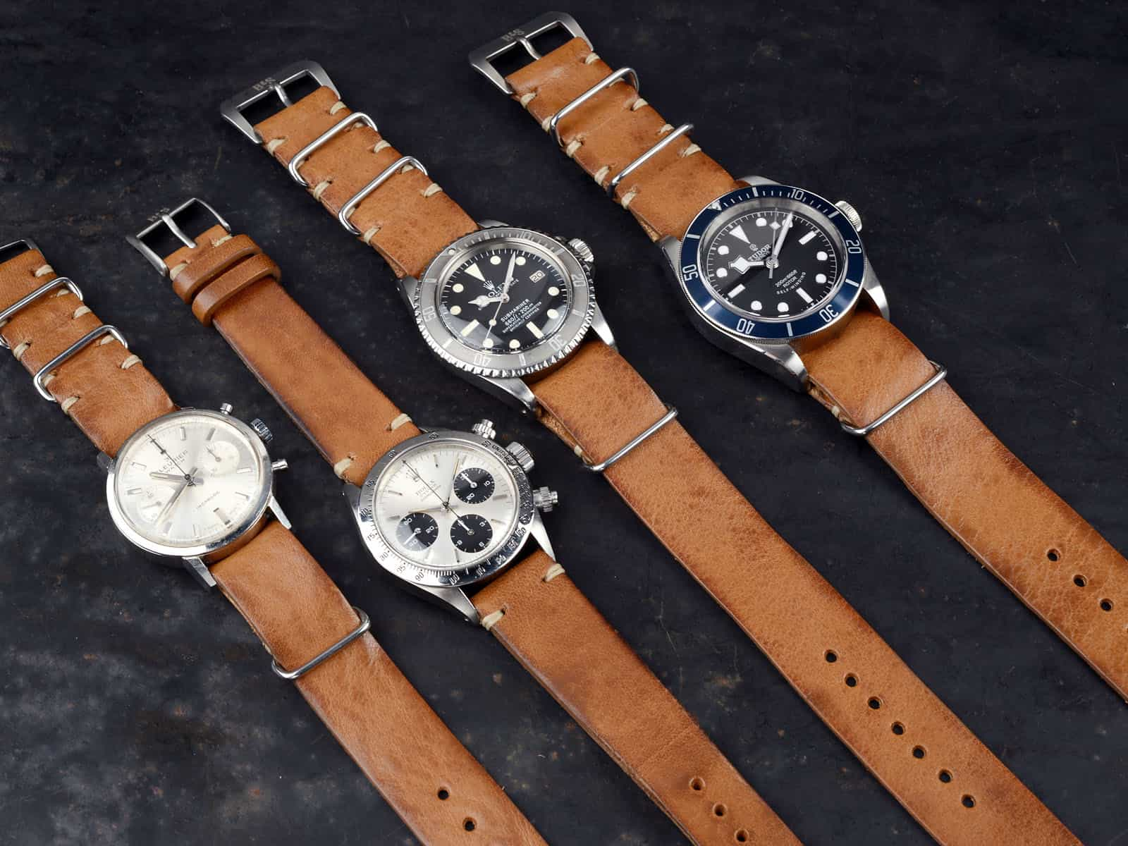 Current NATO Straps Are Almost Identical to Originals