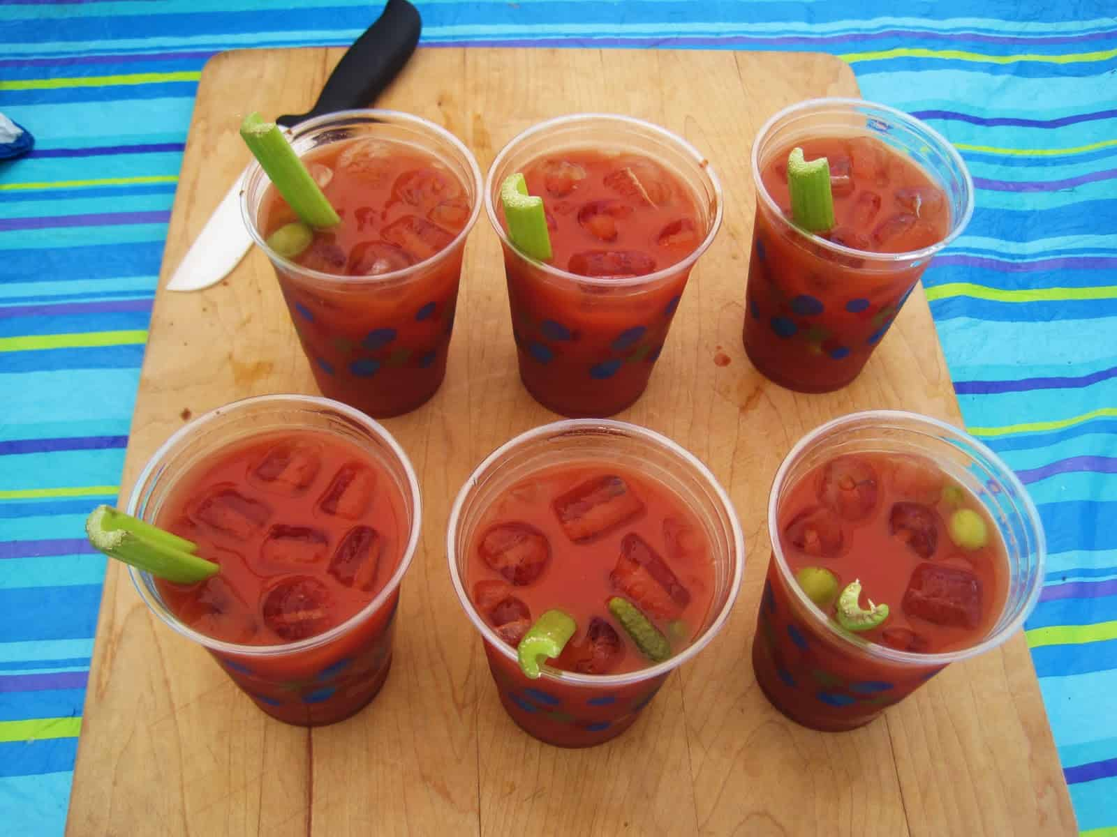 DIY Bloody Mary Kit – drinker gift