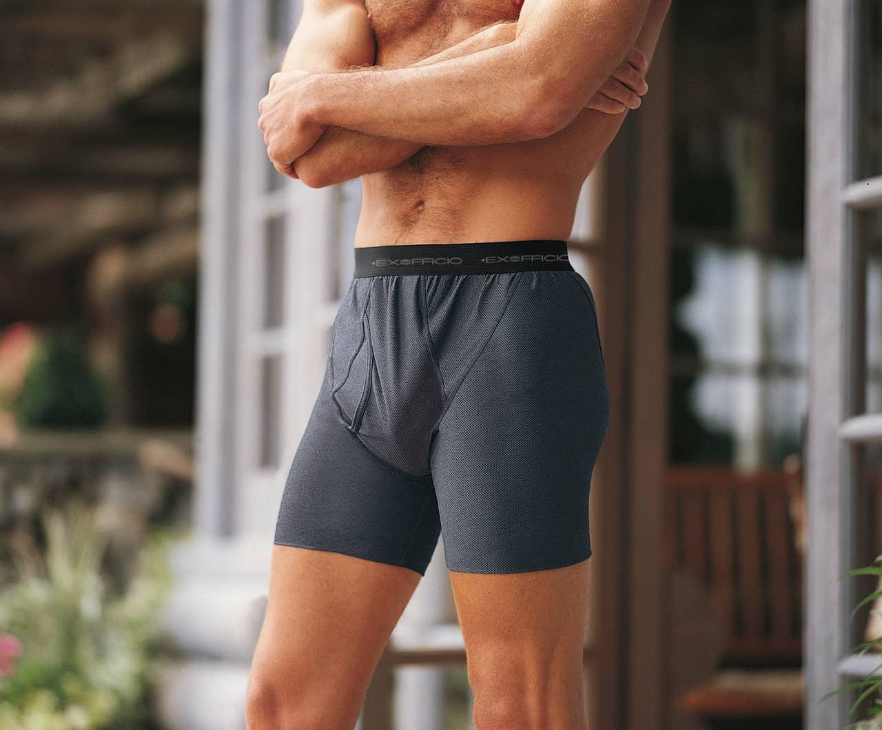 ExOfficio – underwear brand for men