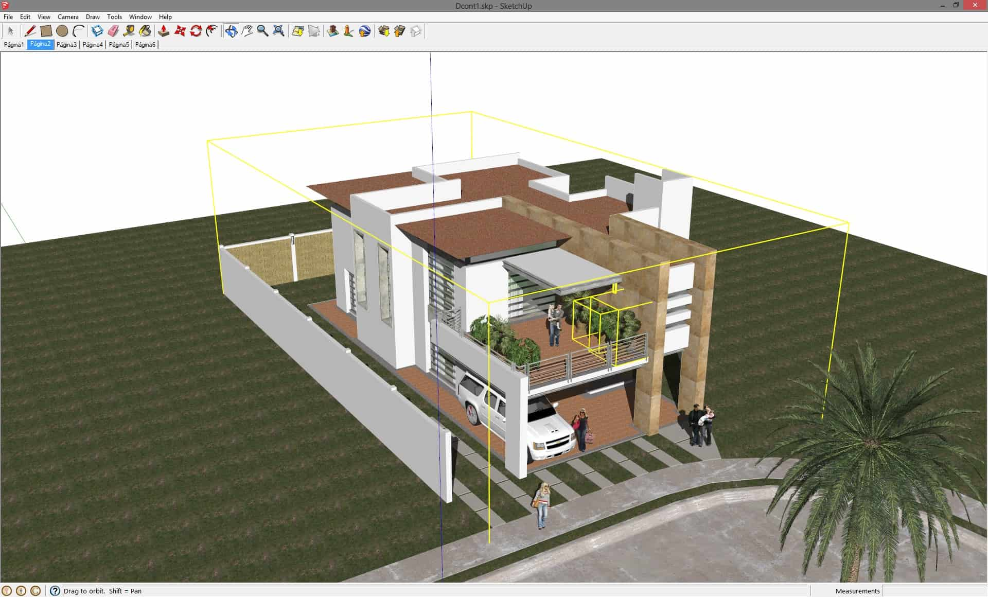 Google SketchUp – home design software