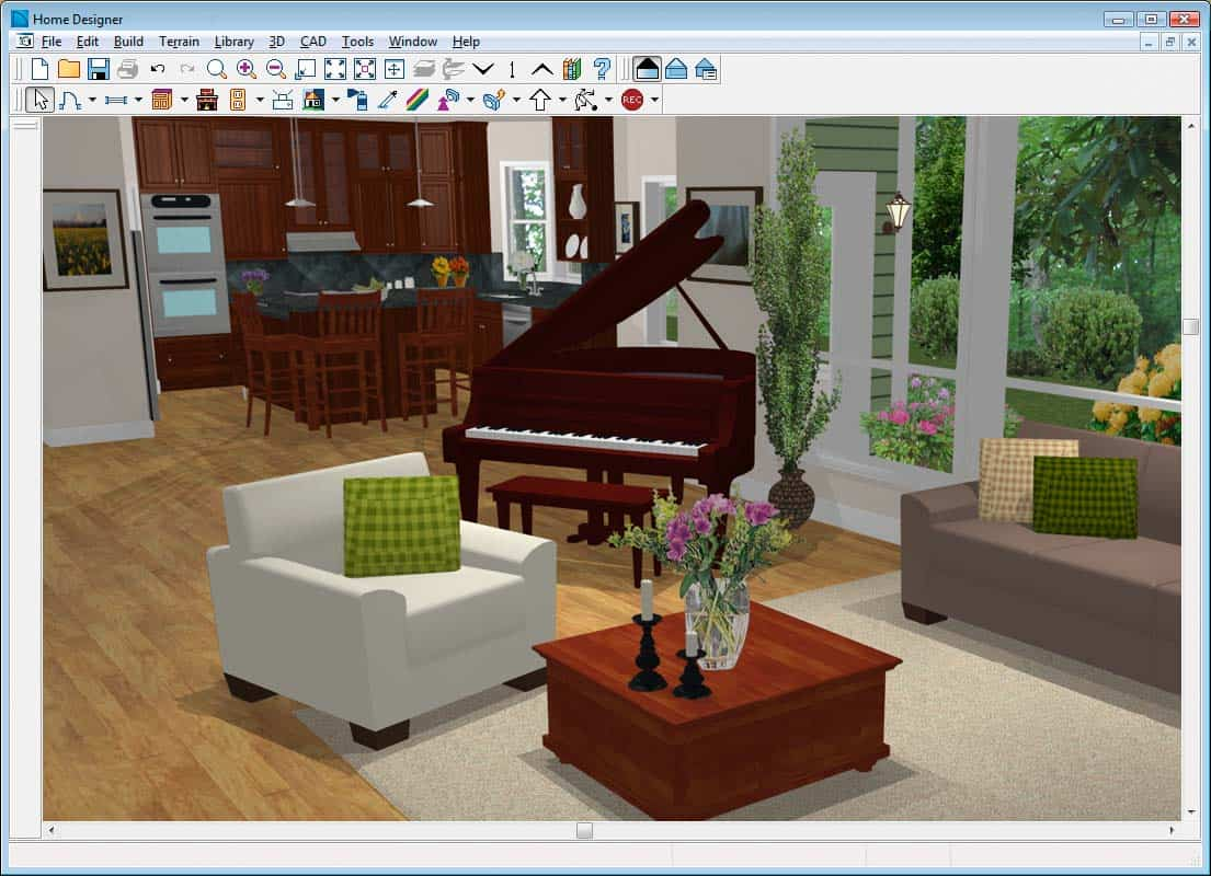 Home Designer Suite Software