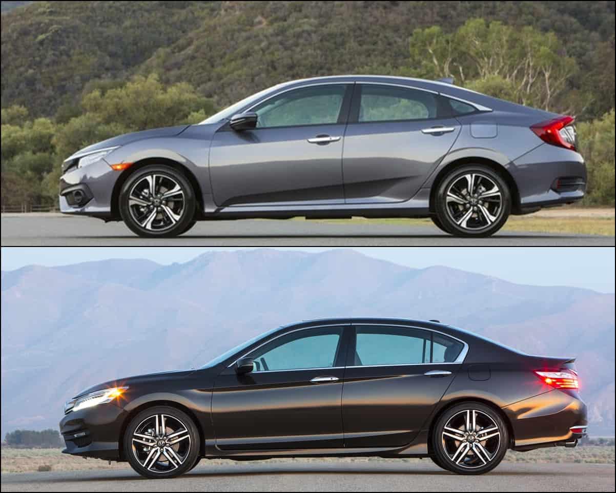 Honda Accord Civic – reliable cars