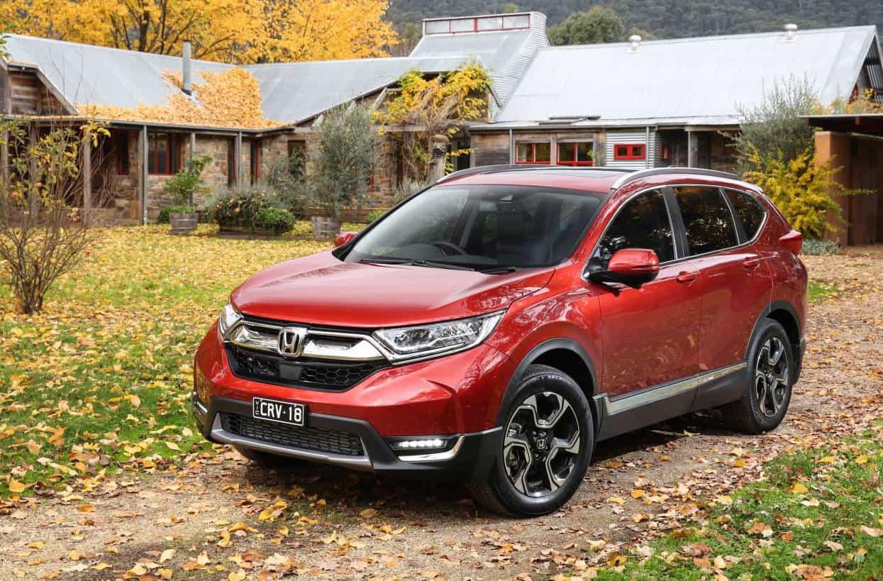 Honda CR-V – reliable car