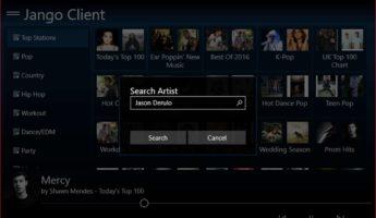 Jango free music online 345x200 13 Smart Ways To Listen to Free Music Online
