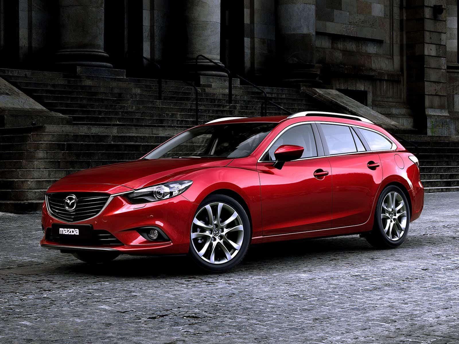 Mazda6 – reliable car