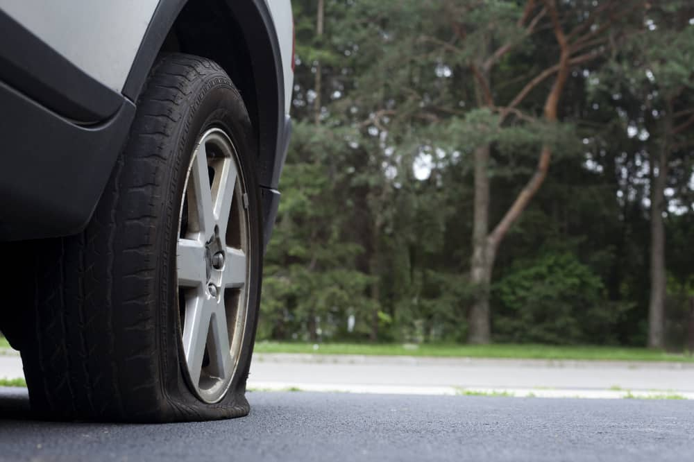 Monitor Your Tires – save money gas