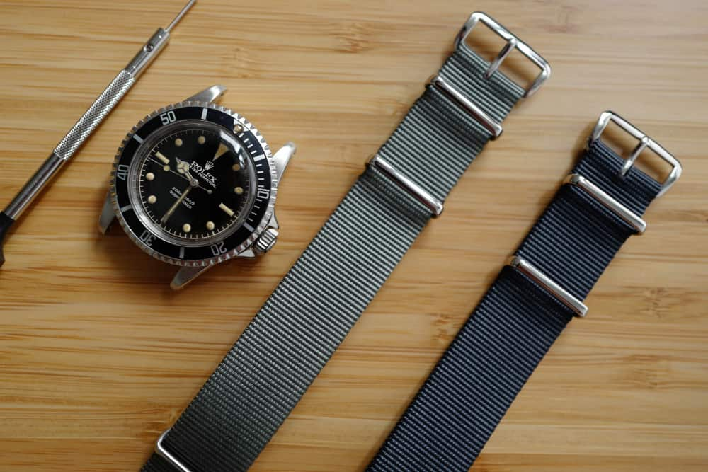 NATO Straps Are Made to Meet Specific Requirements