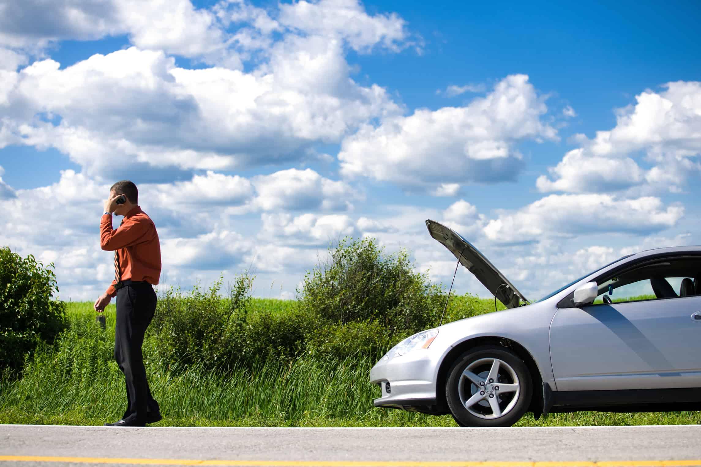 Paragon Motor Club – roadside assistance