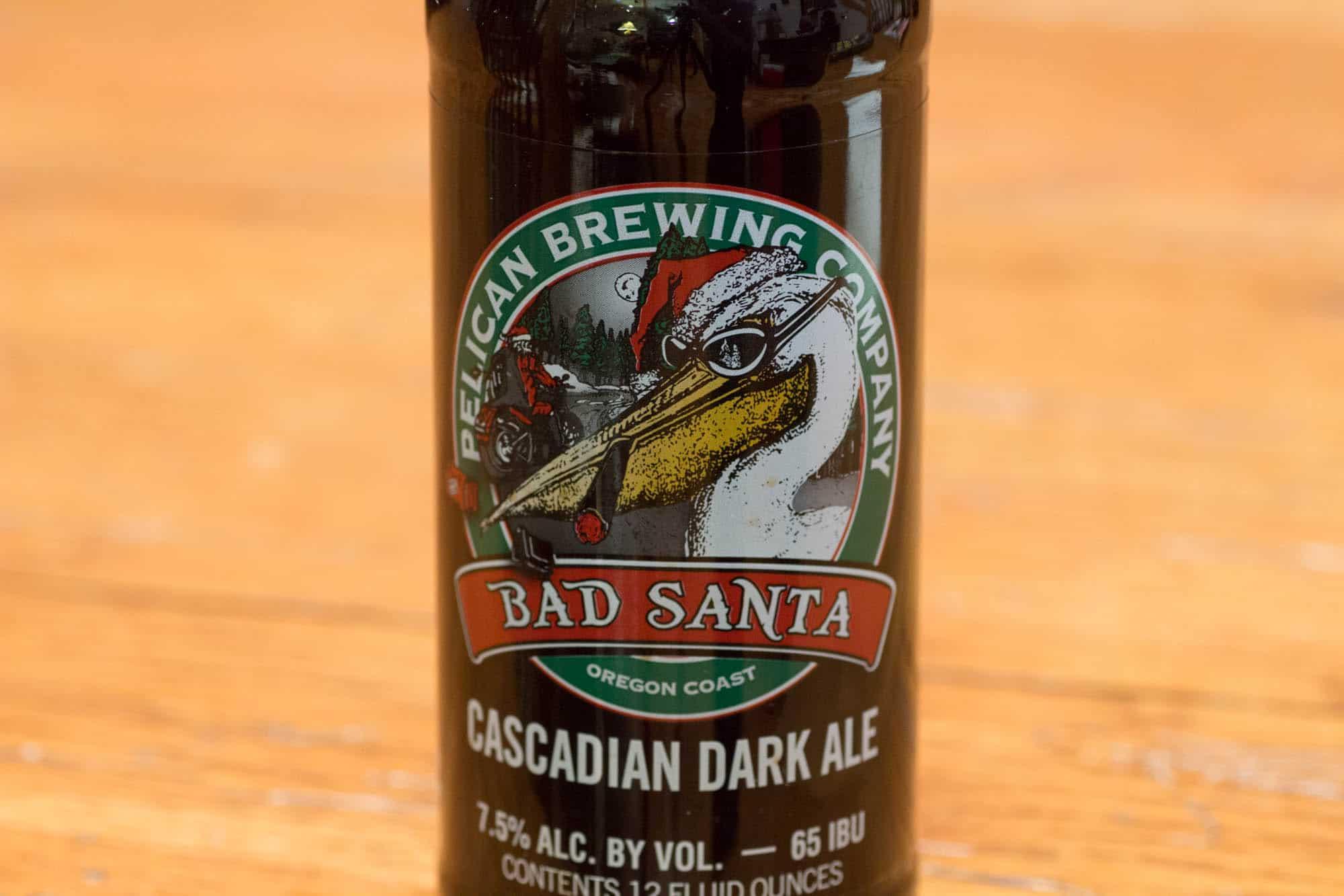 Pelican Bad Santa – winter beer