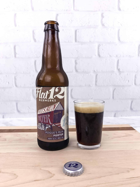 Pogue's Run – winter beer