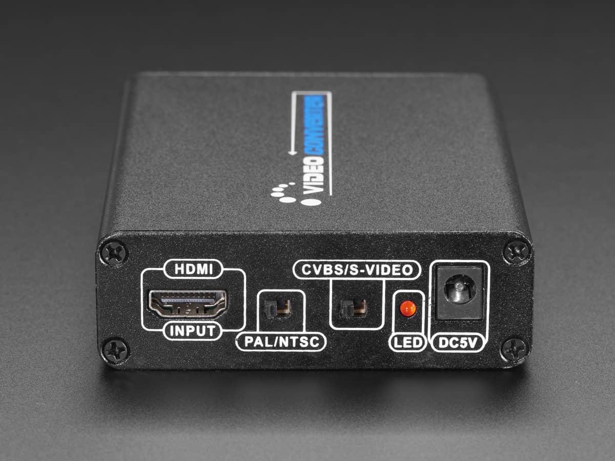 RCA to HDMI Converter – vhs to dvd converter