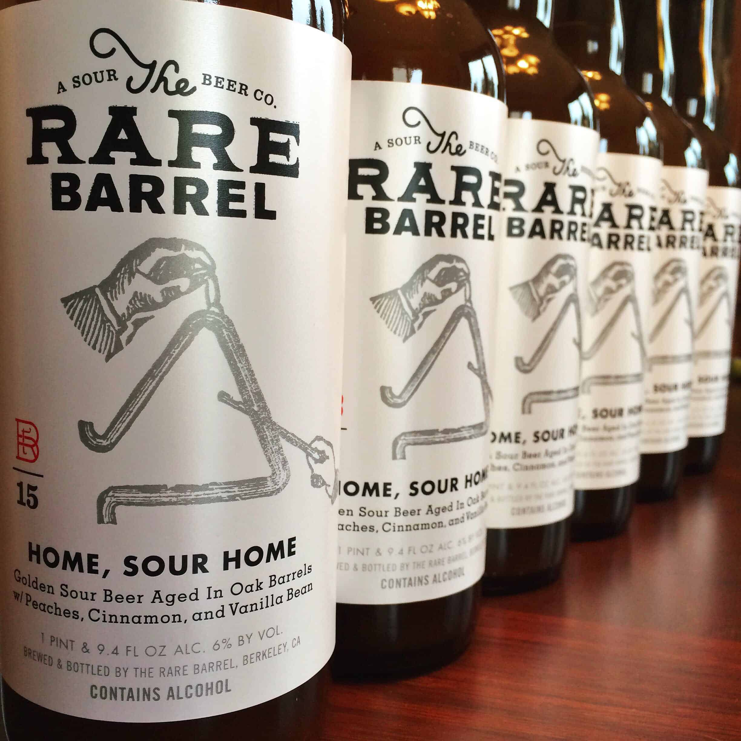 Rare Barrel Home Sour Home – winter beer