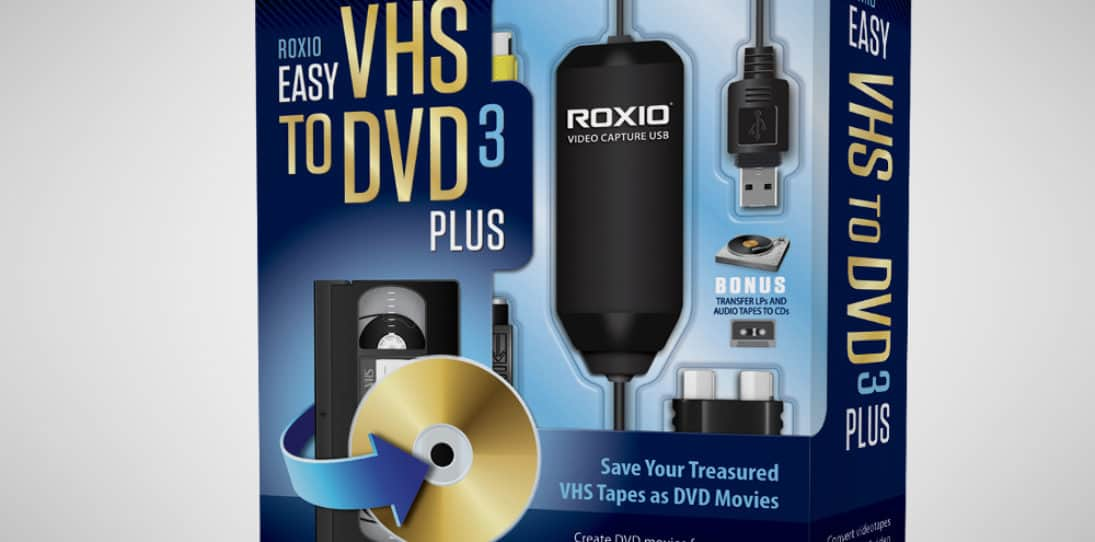 Memory Upload: The 6 Best VHS To DVD Converters