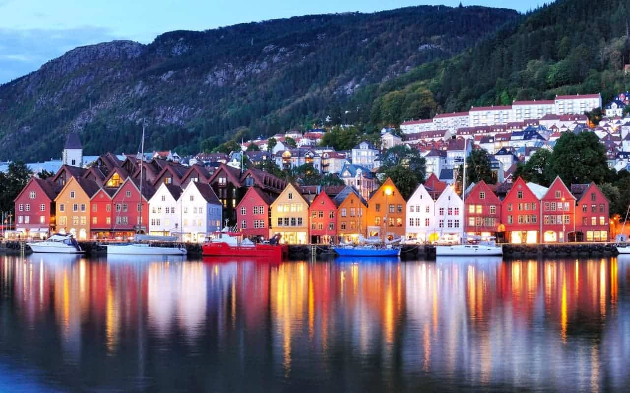 Scandinavia – countries for ex-pats
