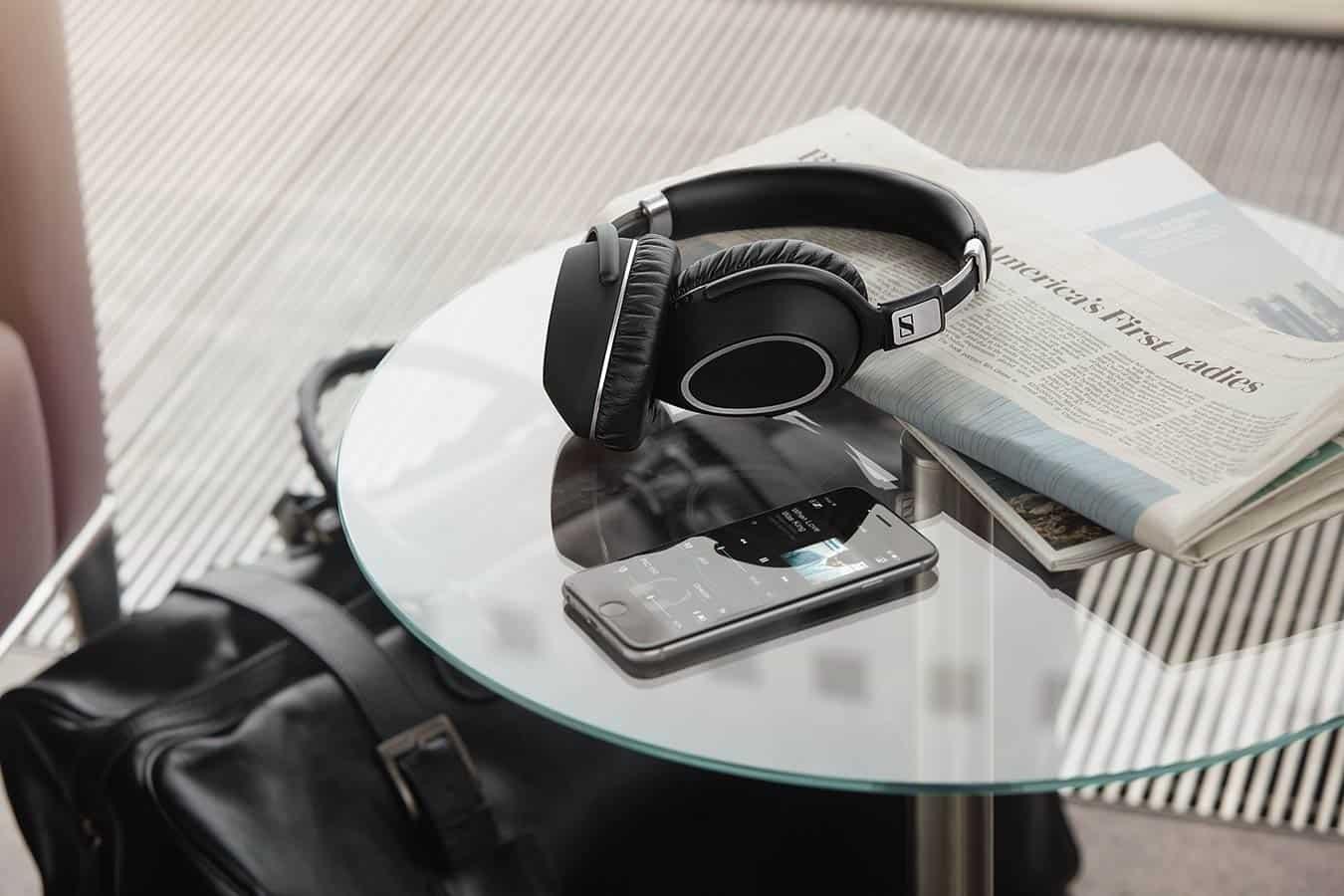 Sennheiser PXC 550 Wireless – noise cancelling headphones