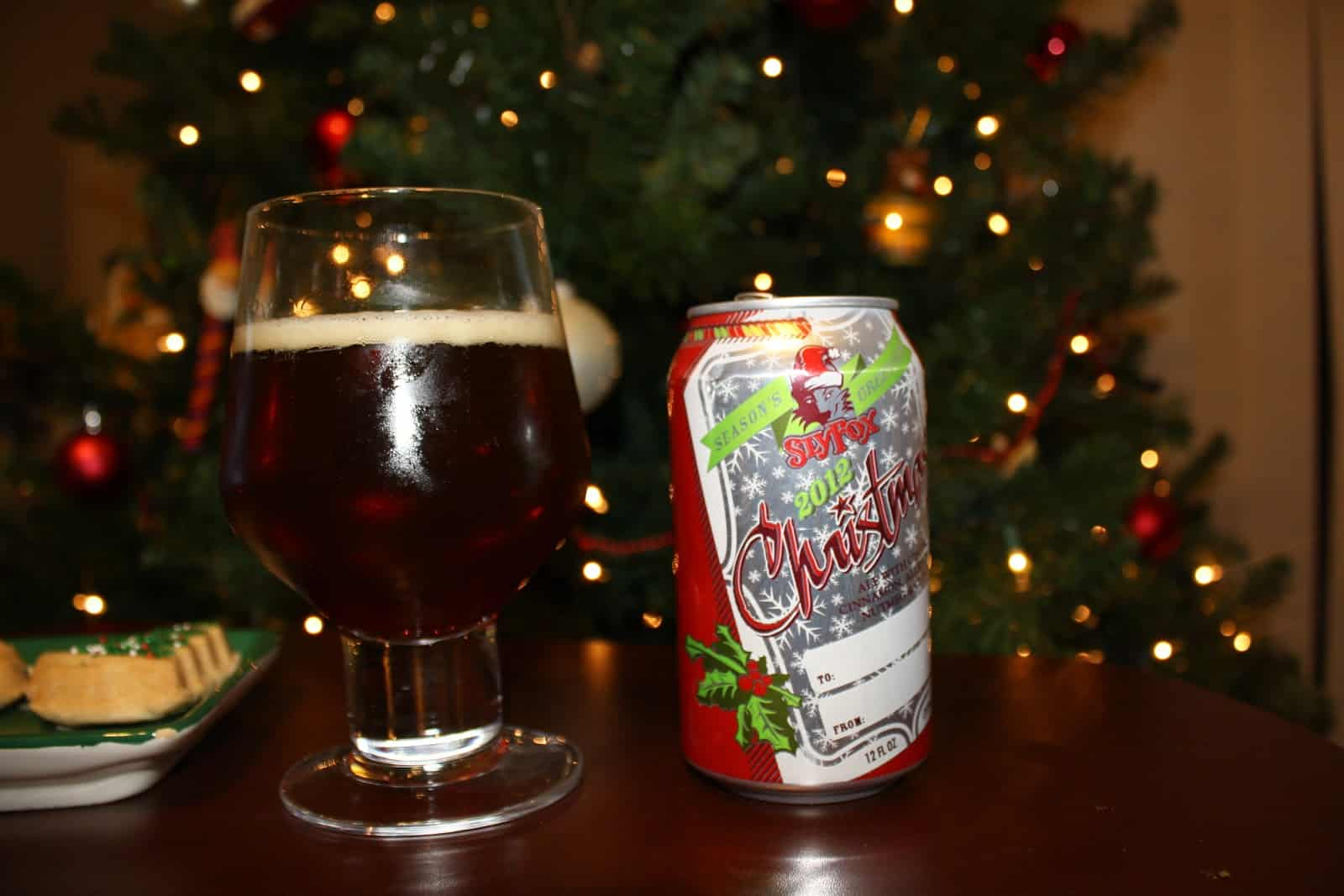 Sly Fox Christmas Ale – winter beer