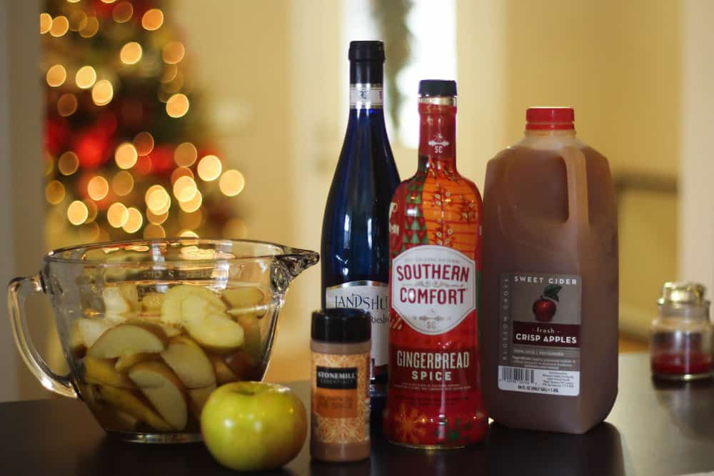 Southern Comfort Gingerbread Spice – drinker gift