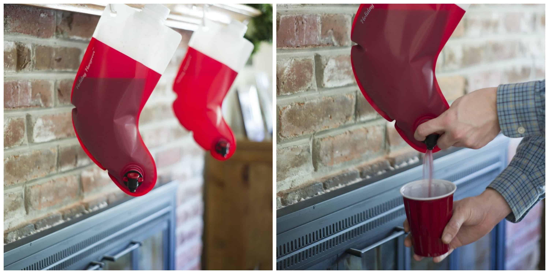 Stocking Flask – drinker gift
