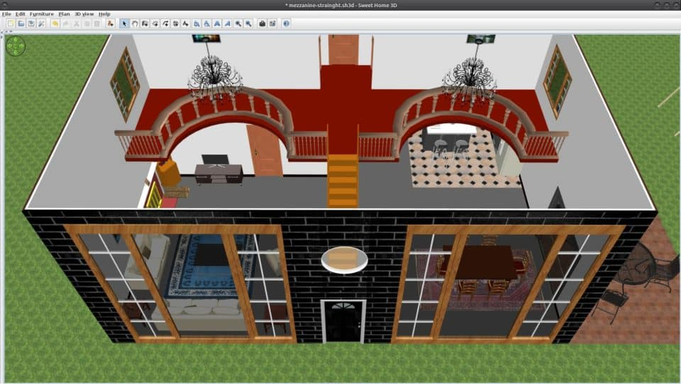 Live it up the 8 best home design software programs for Home 3d