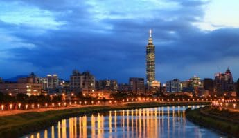 Taiwan countries for ex pats 345x200 Life Abroad: The 14 Best Countries In The World for Ex Pats