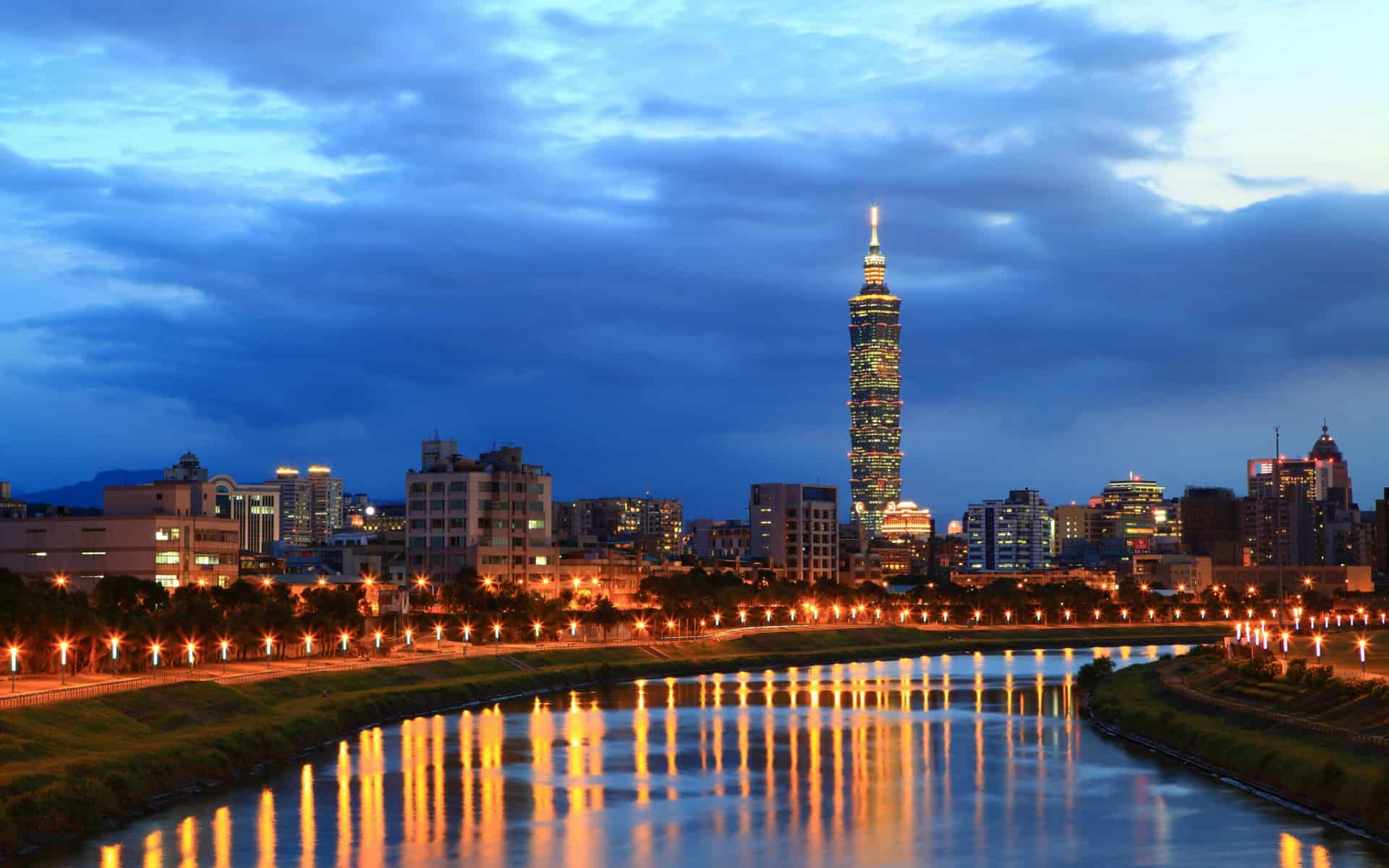 Taiwan – countries for ex-pats