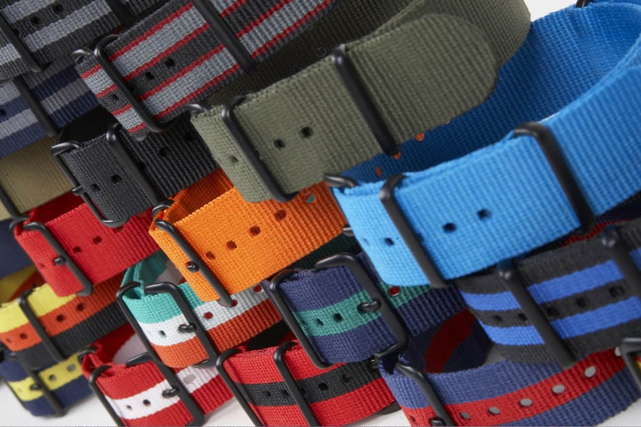 They Are Meant to Be Changed Often – nato strap