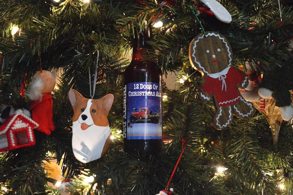 Thirsty Dog 12 Dogs of Christmas – winter beer