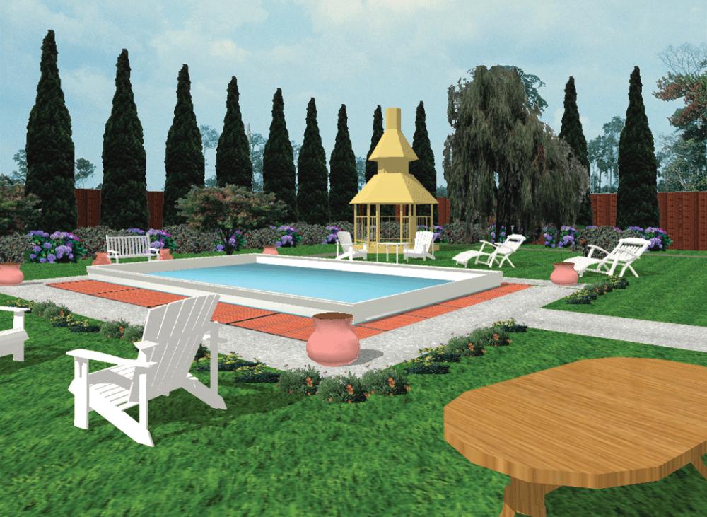 Total 3D Landscape & Deck Premium – home design software