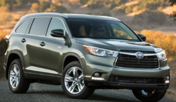 Toyota 4Runner Highlander and Sienna reliable cars 345x200 The 14 Longest Lasting, Most Durable Cars On The Road