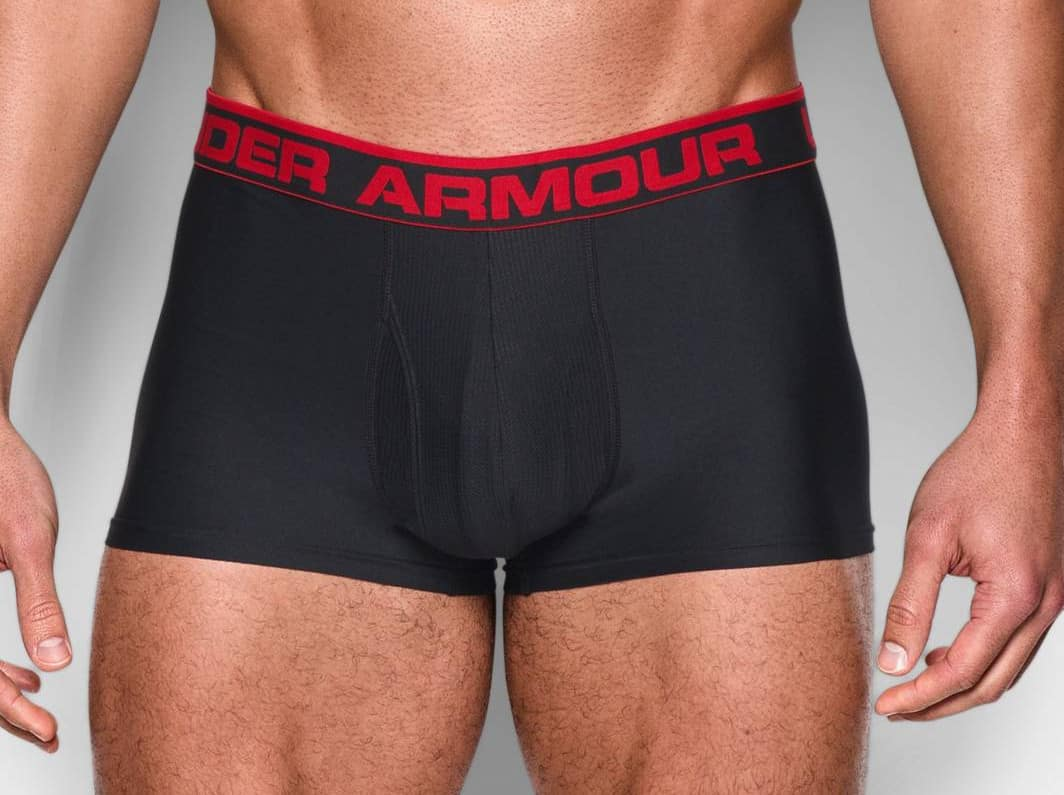 Under Armour – underwear brand for men