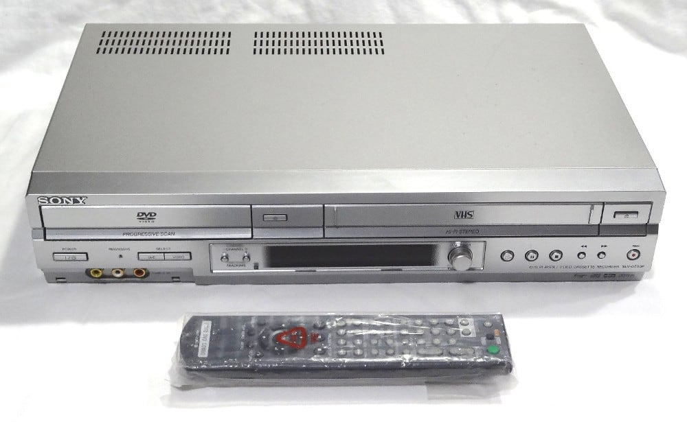 VCR DVD Combo – vhs converter