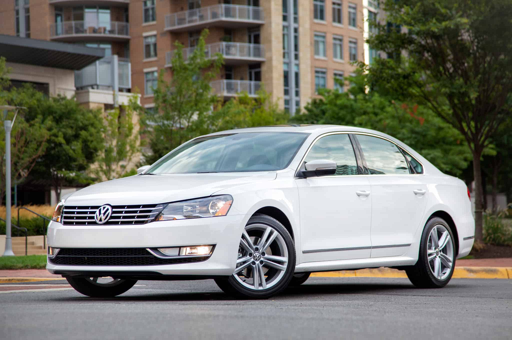 Volkswagen Passat – reliable car