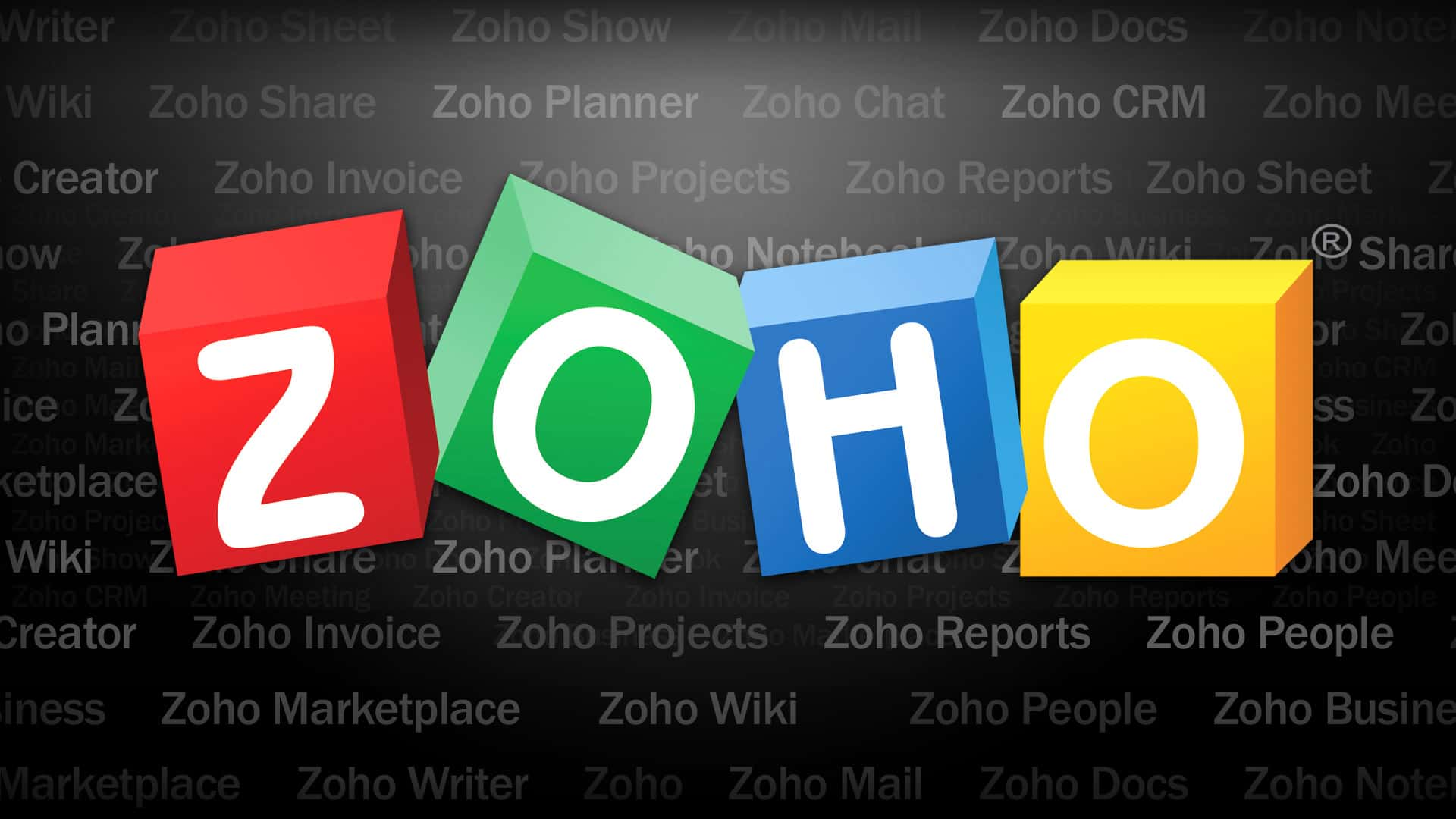 Zoho – free email provider