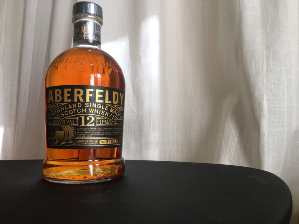 Aberfeldy 12 – scotch under 50