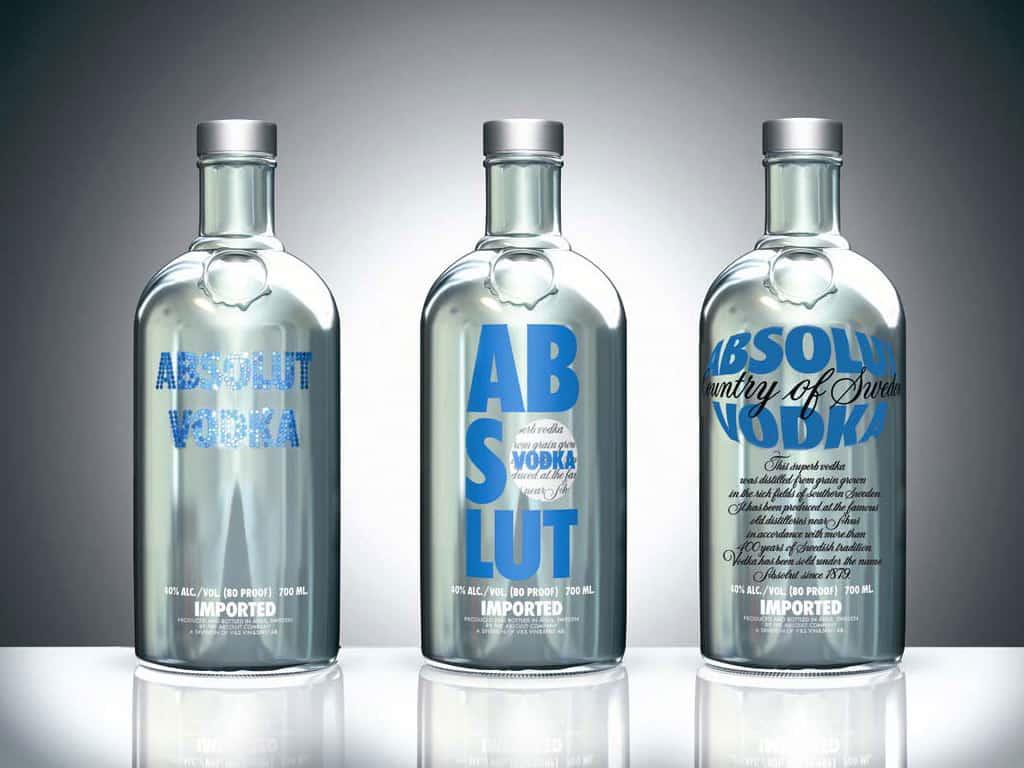 Absolut – vodka