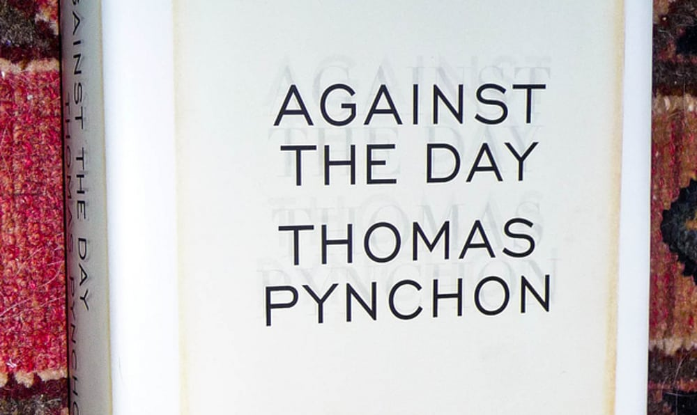 Against the Day – funny philosophy book