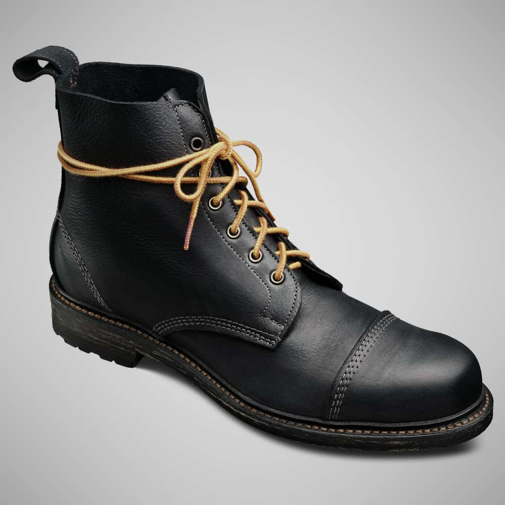 Allen Edmonds Normandy – american made boot