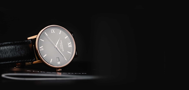 Ambassador Watches Heritage 1863 – watch under 500