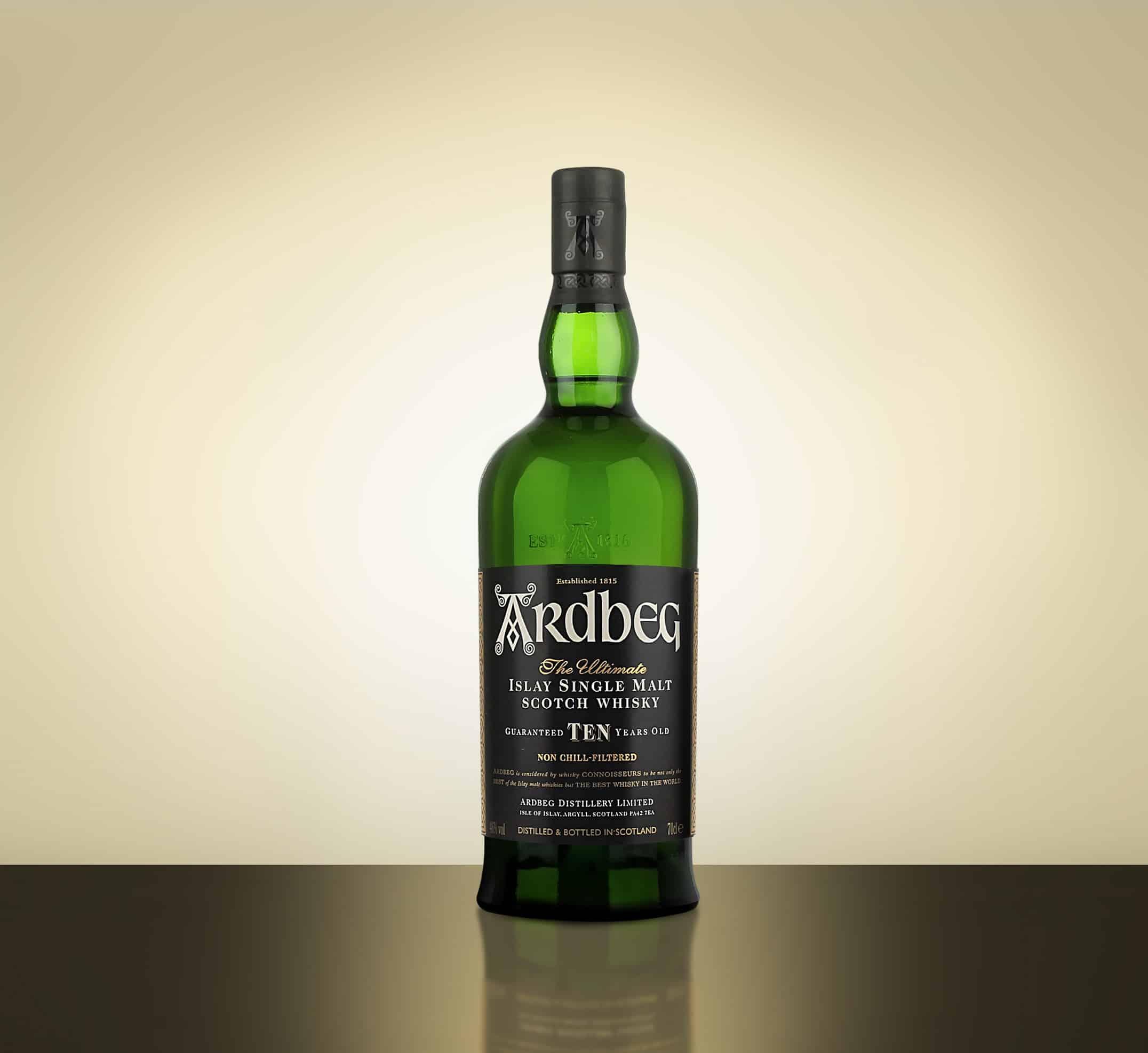 Ardbeg 10 Year – scotch under 50
