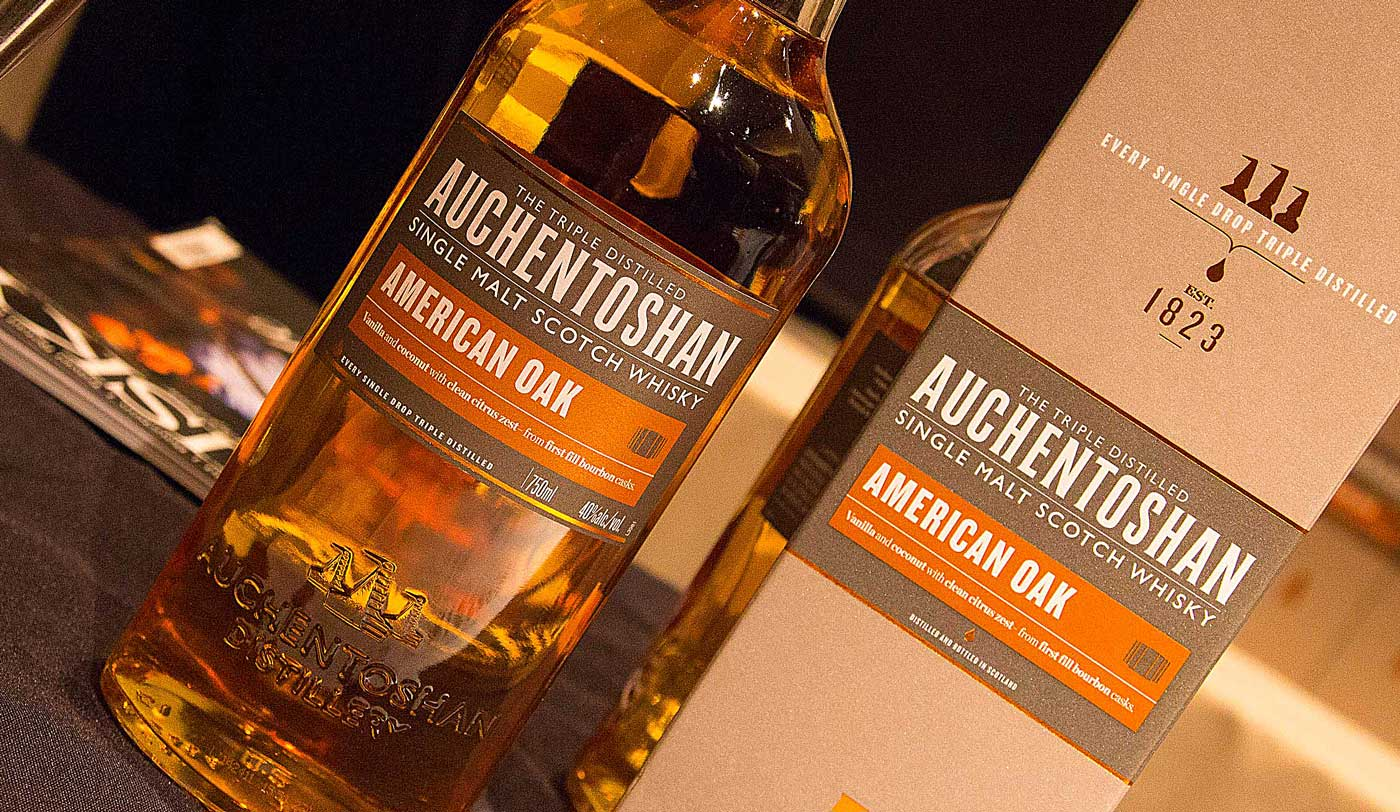 Auchentoshan American Oak – scotch under 50