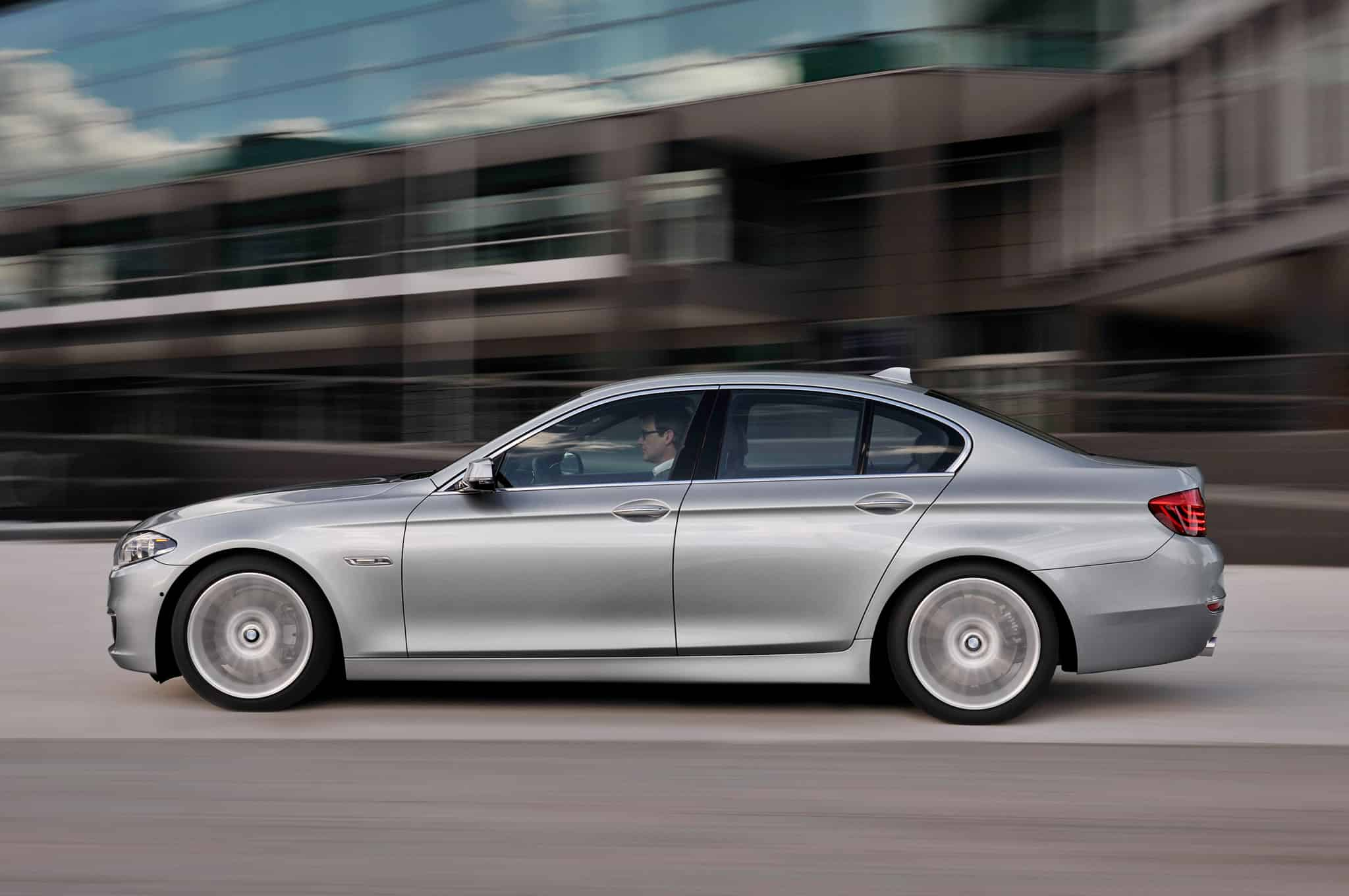 BMW 5 and 3 Series – used car